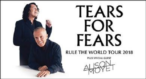 Tears for Fears Arena Birmingham concert tickets corporate hospitality packages