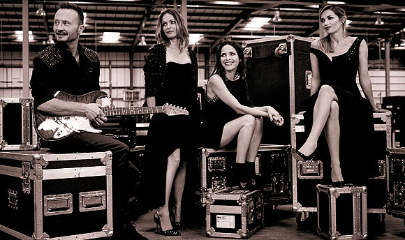 The-Corrs tickets and corporate hospitality packages