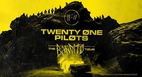 Twenty One Pilots Genting Arena concert tickets corporate hospitality packages