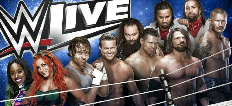 WWE Live tickets corporate hospitality packages