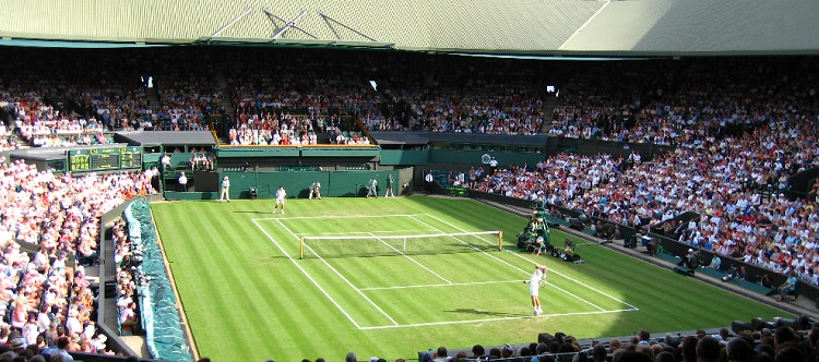 Wimbledon Debenture Tickets Corporate Hospitality packages