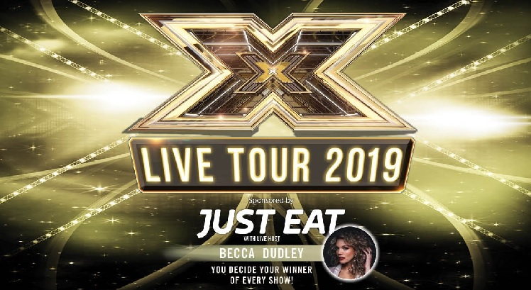 X Factor Live Results World Arena concert tickets corporate hospitality packages