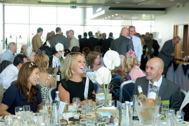 Ebor-Festival-York-Races-Tickets-Corporate-Hospitality-packages-Voltigeur-Restaurant