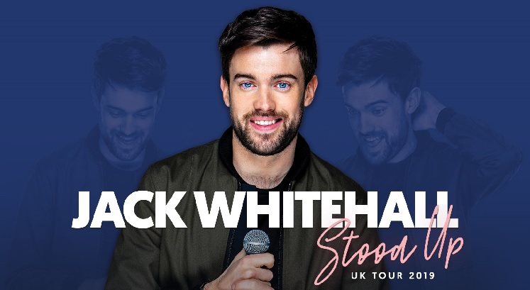 Jack Whitehall Arena Birmingham concert tickets corporate hospitality packages