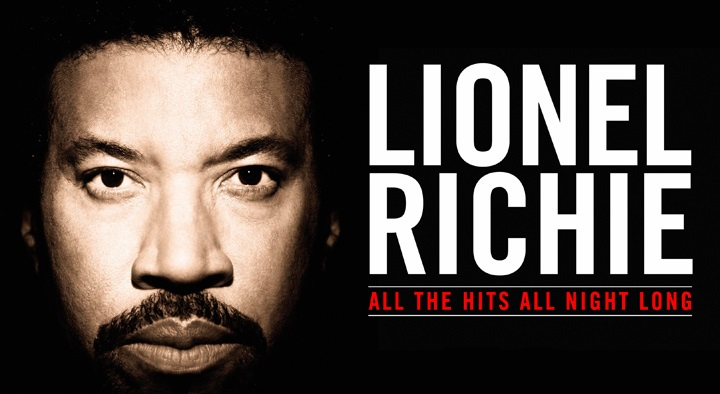 Lionel Richie tickets and hospitality packages