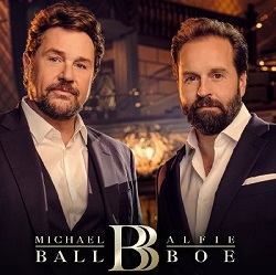 Michael Ball and Alfie Boe concert tickets corporate hospitality packages