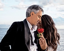 Andrea Bocelli Tickets Hospitality Packages
