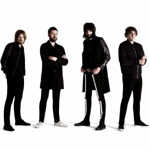 Kasabian Tickets Hospitality packages