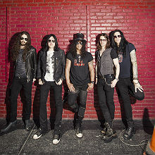 Slash Tour Tickets Hospitality Packages