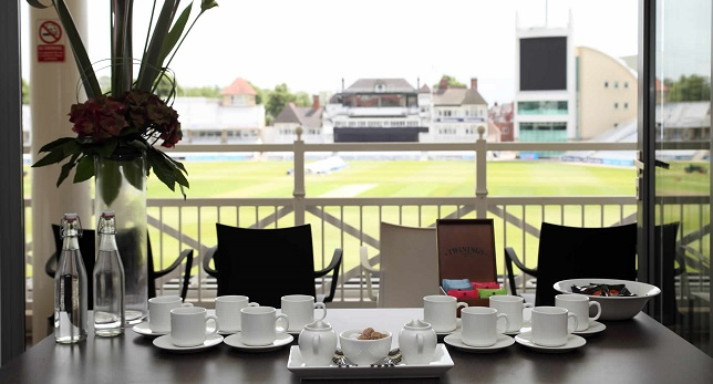 Trent Bridge Tickets Radcliffe Road Suites