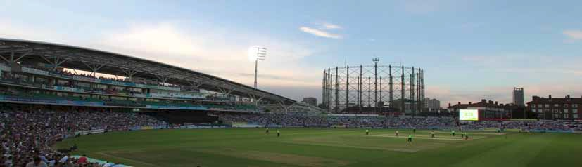 Oval cricket tickets and corporate hospitality packages