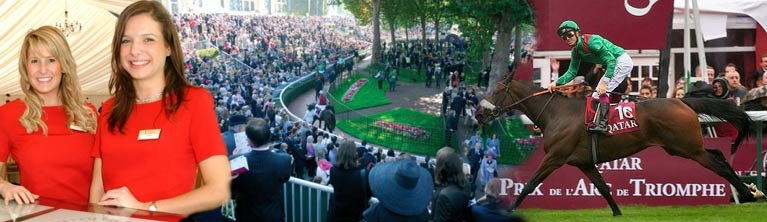 Prix de l Arc de Triomphe Tickets Corporate Hospitality Packages