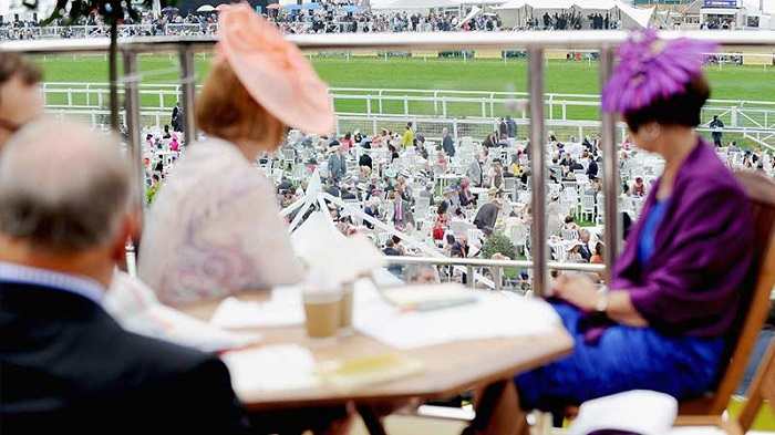 Royal Ascot tickets corporate hospitality packages Lawn Club