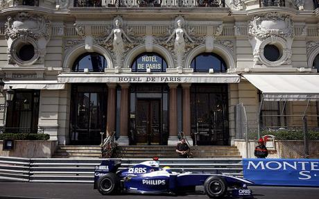 Monaco grand prix 2018 tickets hospitality packages vip for Hotel bas prix paris
