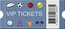 VIP Tickets and Corporate Hospitality Logo