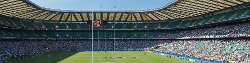 Twickenham Stadium Tickets hospitality packages