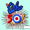 The Who Tickets Hospitality Packages NIA Birmingham